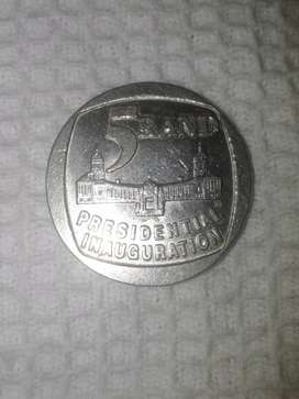 1994' PRESIDENTIAL INAUGURATION 5RAND