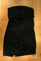 Sukienka obcisła czarna