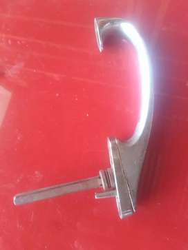 Boot handle, for old car