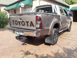 Toyota Hilux 3.0D4D 4x2 Double Cab Manual For Sale