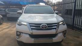 Toyota Fortuner 2.4 GD 6 4X4