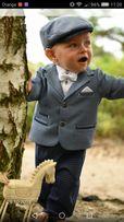 Elegancki komplet niemowlęcy
