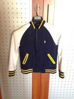 Продается детская куртка-бомбер Polo Ralph Lauren