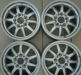 Bmw 15 inch oem rims for sale