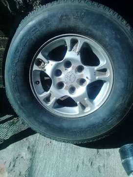 Tyre;s and rims