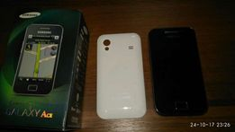 Мобильный смартфон Samsung Galaxy Ace S5830