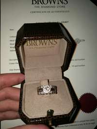 Image of Wedding ring for sale