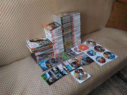 1100 pełnych wersji gier + setki czasopism, płyt i dodatków
