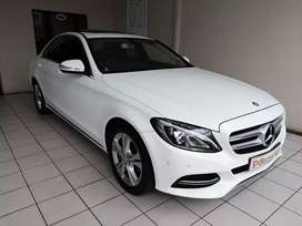 2015 Mercedes Benz C180 Avantgarde A/T