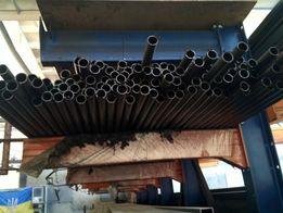 Трубы стальные тонкостенные сварные холднокатаные, гарячекатаный