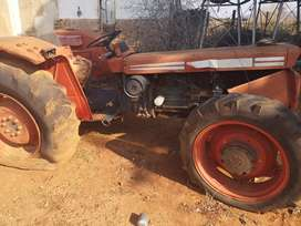 Tractor for spares