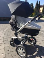 Wózek quinny buzz 2w1 bogate wyposażenie