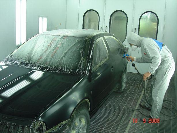 Ремонт авто, удаление вмятин, рихтовка, покраска, ходовая, развал/схож Кривой Рог - изображение 6