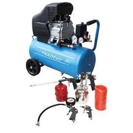 Tradeair 24L Compressor With 5 Piece Tool Kit (MCFRC108)