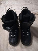Buty snowboardowe nowe, rozm. 40, dł. wkładki 25 cm