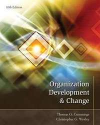 Image of Organizational development and change