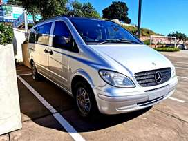 Mercedes Benz Vito 115 CDI - Family Bus.
