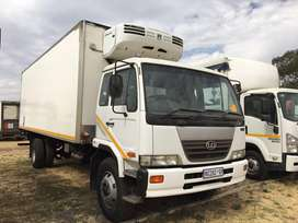 NISSAN UD90 AUTOMATIC WITH MD200 FRIDGE