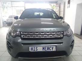 2015 LAND ROVER DISCOVERY SPORT HSE SD4 AUTO, STILL NEW