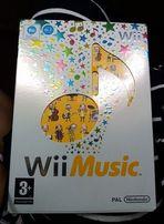 """Wii Music"" gra na konsole Wii."