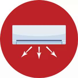 AIR-CONDITIONING SERVICES & INSTALLATIONS - COVERS ALL AREAS