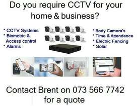 Affordable CCTV security systems linked to your phone!!