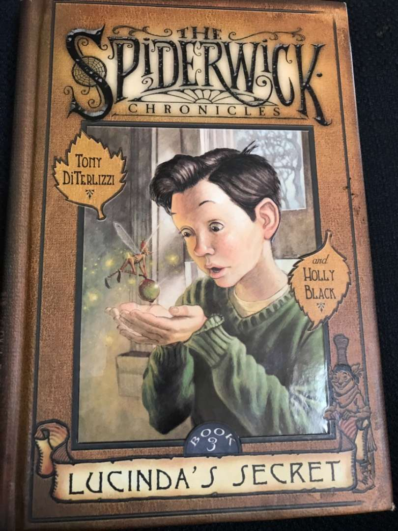 The Spiderwick Chronicles by Tony DiTerlizzi and Holly Black 0