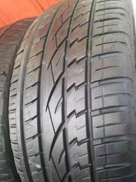 4×255/40/20 continental tyres for sale