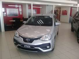 Spesial New Etios 1.5 HB Sprint