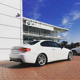 1 Owner BMW E92 320i M-Sport Coupe - Manual (F.S.H)