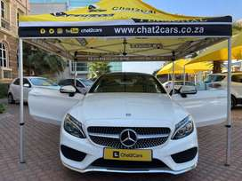 2017 Mercedes Benz C-220d Coupe for Sale in Sandton