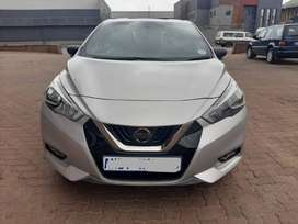 Nissan Micra Year Model: 2018 Mileage:9000km Engine:1.4ltr
