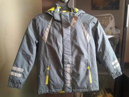 Курточка на рост 122-134см новая Дорогая