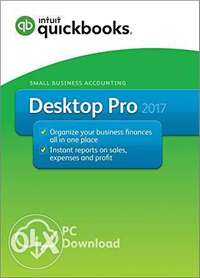 QuickBooks Pro 2017 Uk version 0