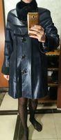 Продам кожаную куртку-свингер