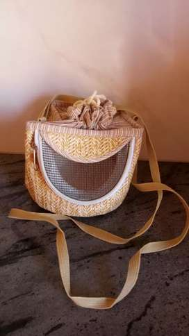 Small pet carry bag