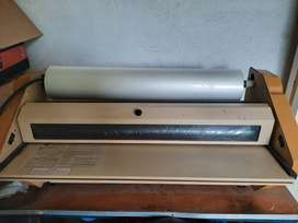 Industrial laminator. Model BA-EZ27