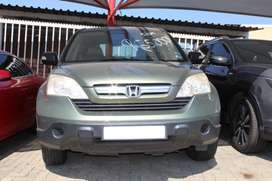 2007 HONDA CRV 2.0 RVSI FOR SALE
