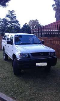 Image of Toyota Hilux D/C 3.0 4x4 Diesel - 2002 Model