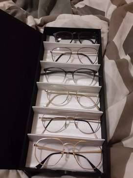 Mint Condition Branded Spectacles For Less Than Half Price