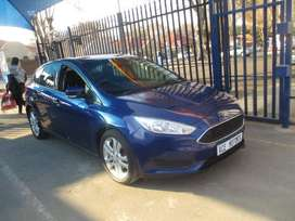 2016 FORD FOCUS 1.0 ECOBOOST
