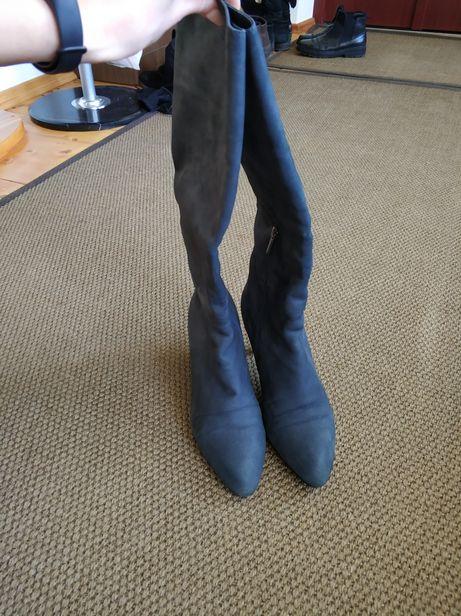 Замшеві чоботи Золочев - изображение 5