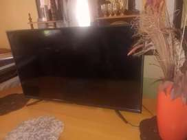 Ecco tv,50 inch, screen cracked for R1200.