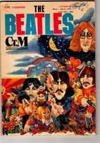 The Beatles (Битлз С Нами) 1991. Брошюра-Книга. 100 страниц.