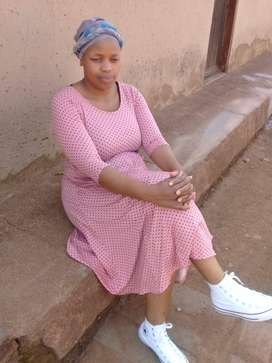 LESOTHO NANNY/MAID/HOUSEKEEPER WITH EXPERIENCED NEEDS STAY IN WORK