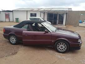 A4 cabriolet.very good condition