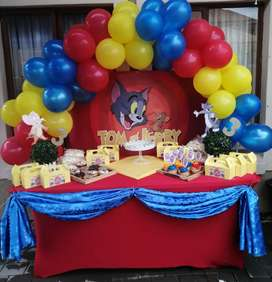 Themed kids parties