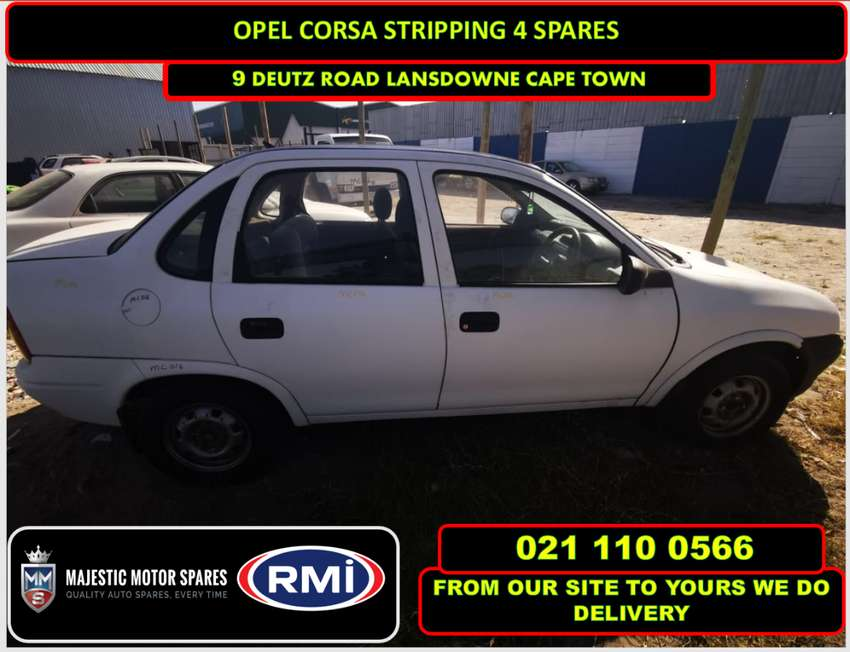 Opel Corsa used spares and parts for sale 0