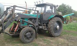 Продаю Трактор МТЗ 82.1 та также 1 3-х корпусний плуг