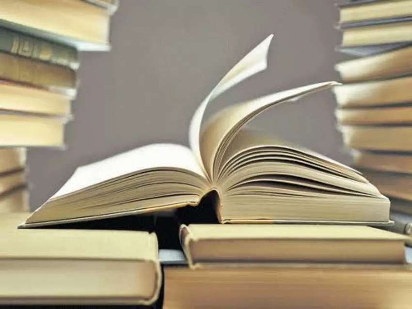 College and university books 0